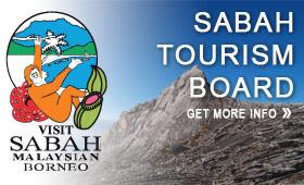 Sabah Tourism Board Website