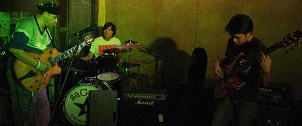 Johnny Alegre Trio